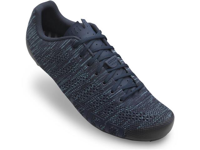 Giro Empire E70 Knit Cycling Shoes Unisex midnight-iceberg